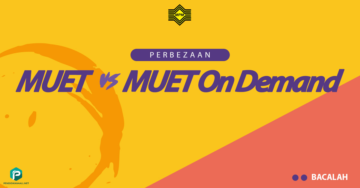 muet on demand