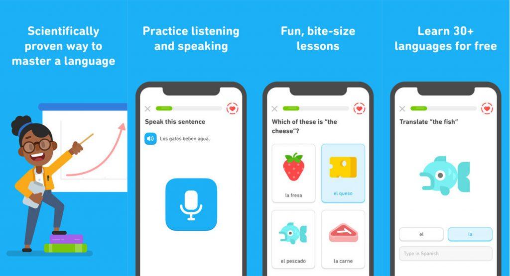 5 Aplikasi Terbaik Bagi Mempelajari Bahasa Inggeris