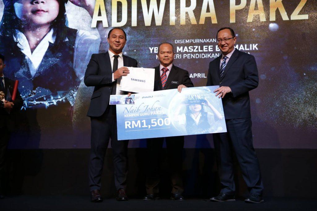 Senarai Pemenang Anugerah Guru Adiwira PAK21