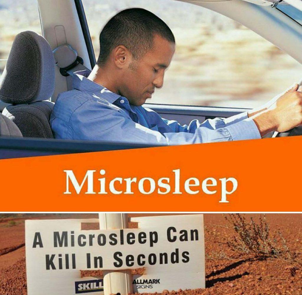 microsleep membunuh ketika pulang hari raya