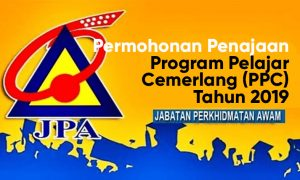 program penajaan jpa