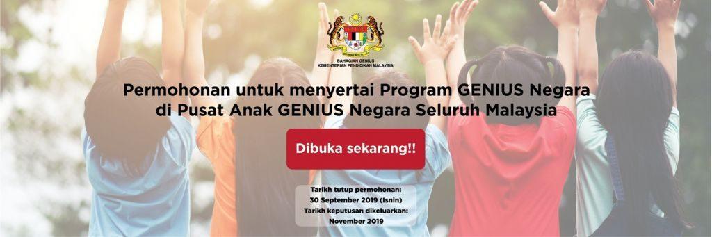 program genius negara
