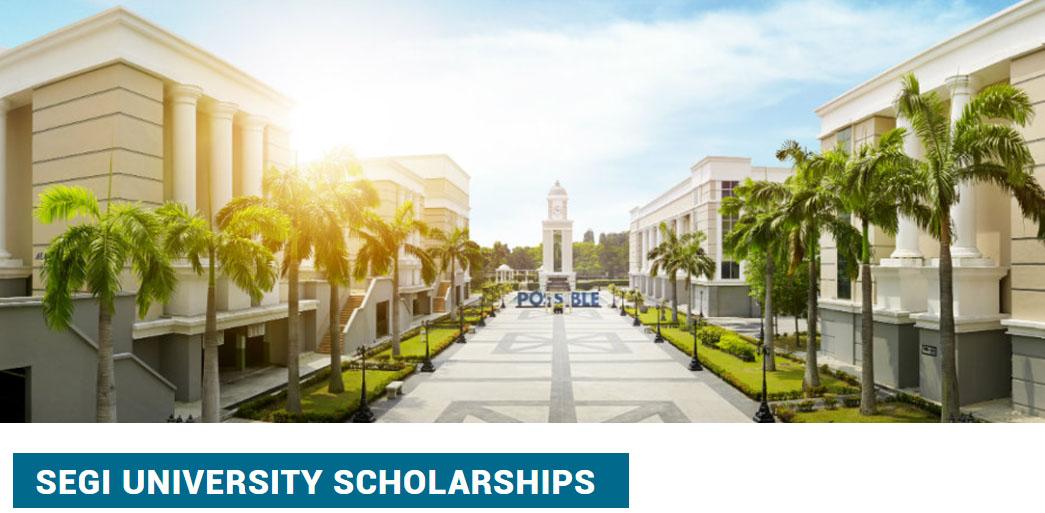biasiswa segi university