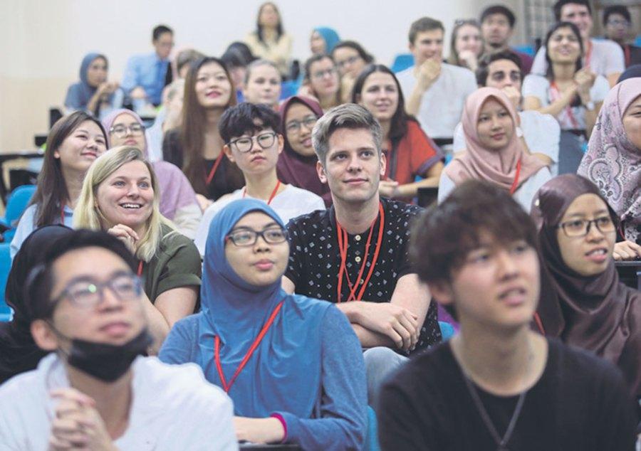 pelajar antarabangsa
