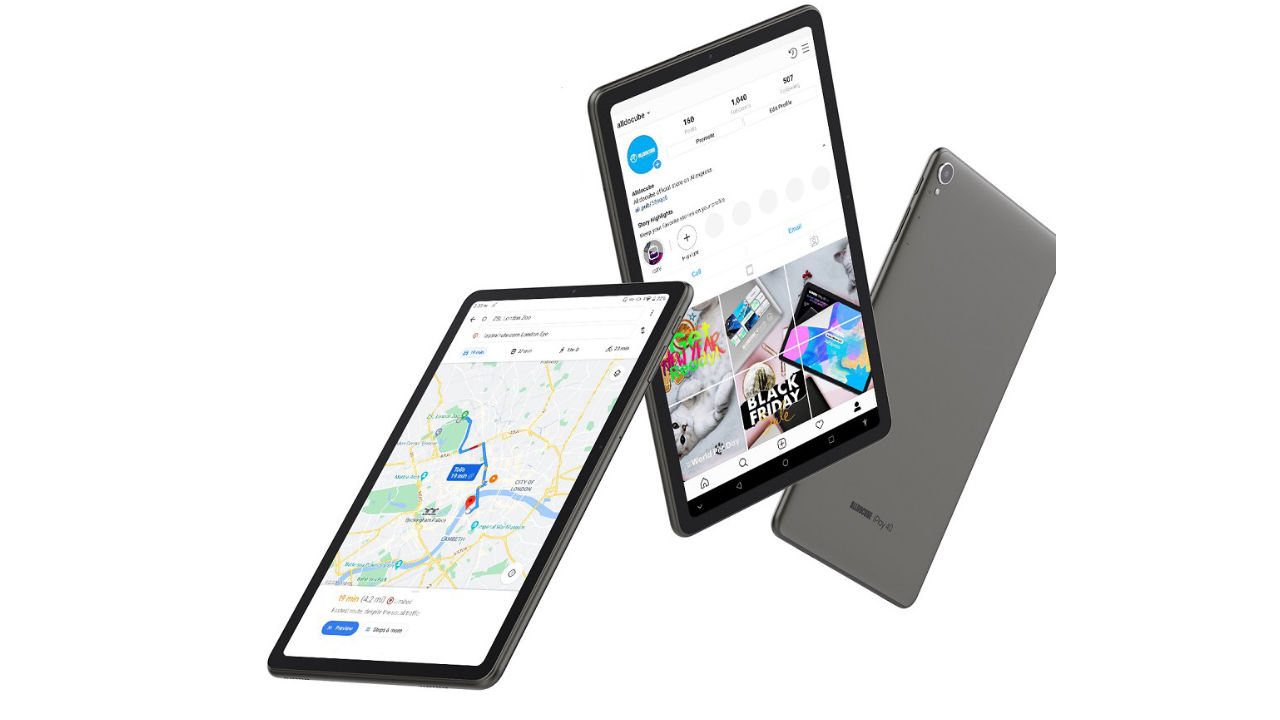 tablet terbaik ALLDOCUBE iPlay 40