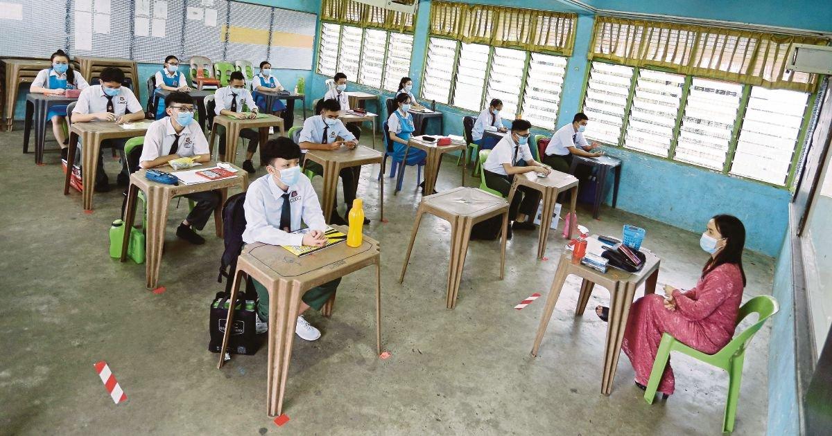 murid sekolah